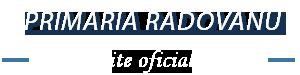 Primaria Radovanu - site oficial